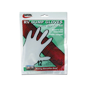 RV DUMP GLOVES 12/BAG