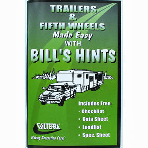 TRAILERS & 5TH WH. BOOK