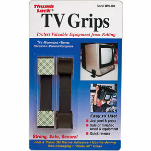 TV GRIP KIT-BLACK