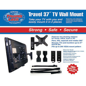 TRAVEL 37 TV WALL MOUNT