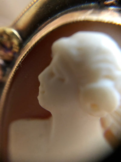 What You Should Know Before You Buy Antique Cameo Jewelry