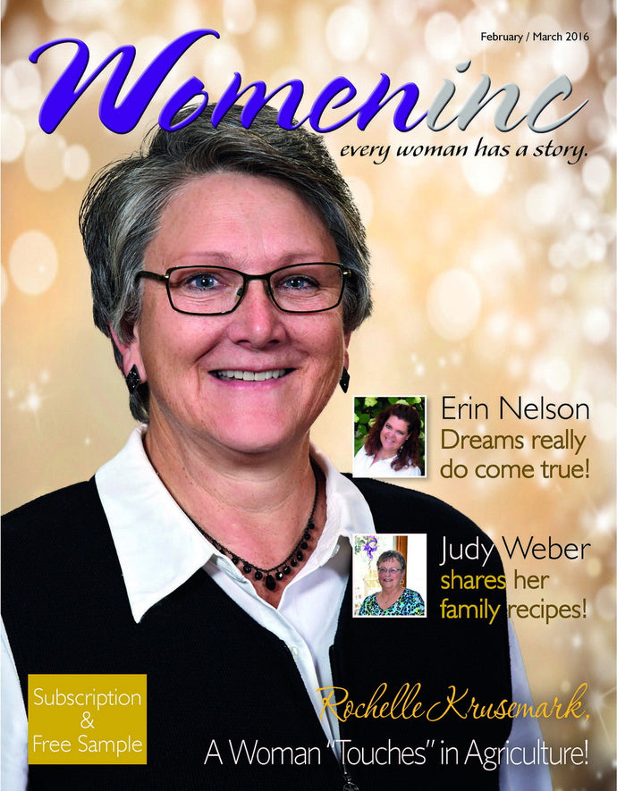 2 Yr Subscription to Womeninc Magazine