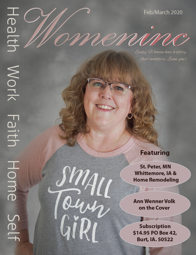 1 Yr Subscription to Womeninc Magazine (Print)