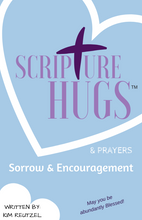 Load image into Gallery viewer, Scripture Hugs & Prayers for Sorrow & Encouragement - Sympathy, Friendship, Encouragement and more...FREE SHIPPING TODAY!