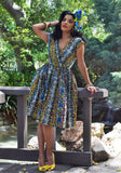 Desert Gecko Jolene Patio Dress