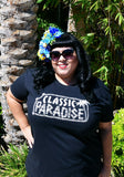 Ladies Classic Paradise Tee Shirt