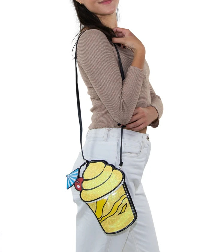 Frozen Treat Dole Whip Inspired Cross Body Bag