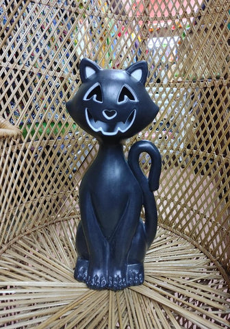 "Ghost Cat Halloween Blow Mold ""Final Sale"""