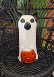 Ghost Cat Halloween Blow Mold