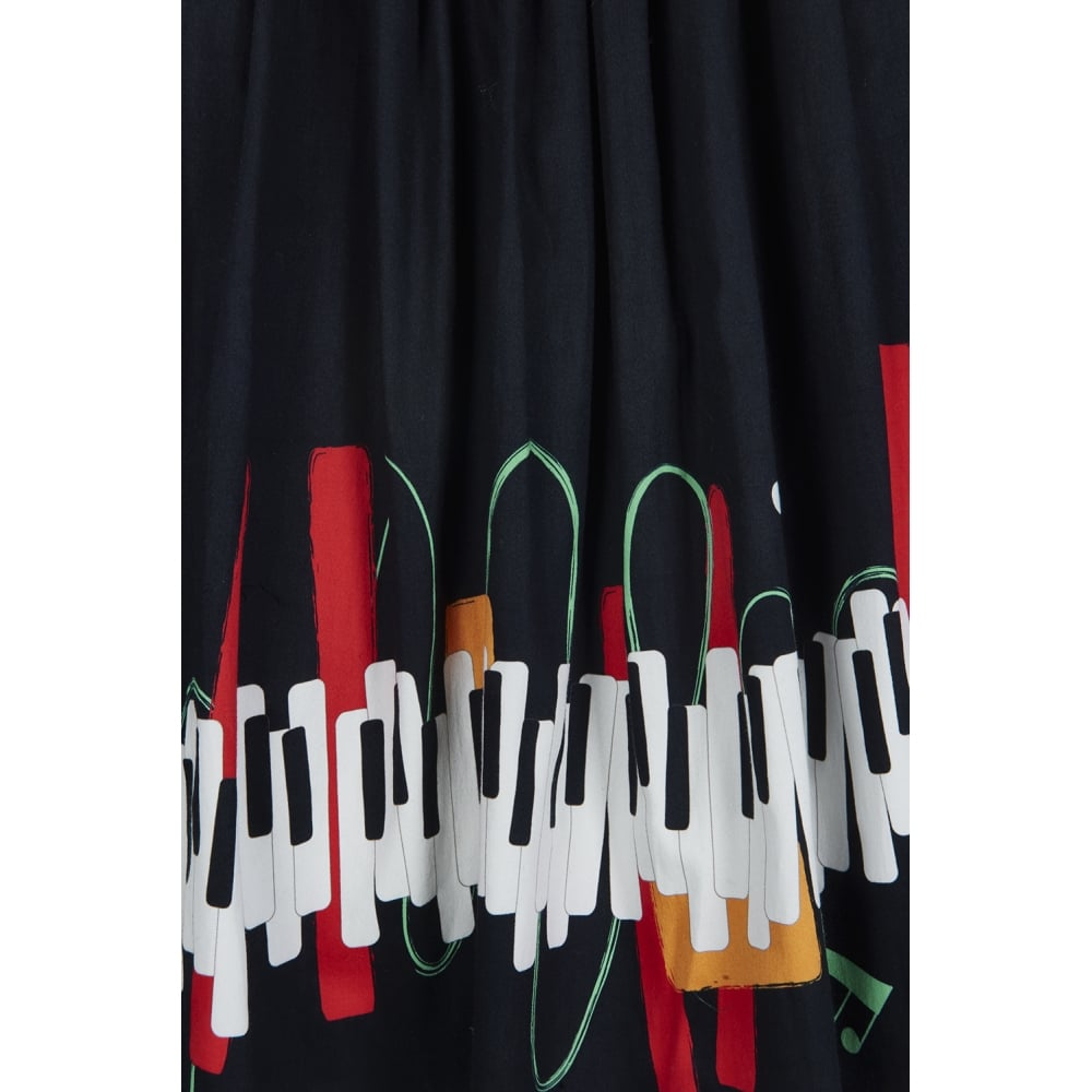 Jasmine Jazz Piano Swing Skirt