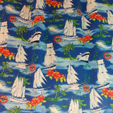 Sail Away Windjammer Sonia Sarong Dress