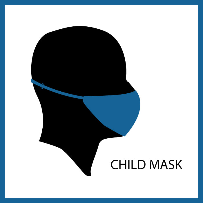 Made to Order Kids Face Mask Covering