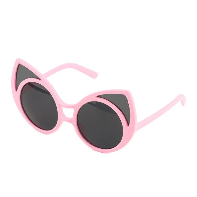 Smitten Kitten Novelty Cat Sunglasses - Pink
