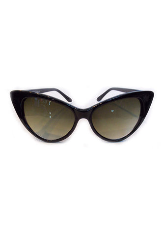 Perfect PinUp Cateye Sunglasses - Tortoise