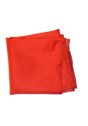 50's Style Retro Neck & Hair Scarf - Orange