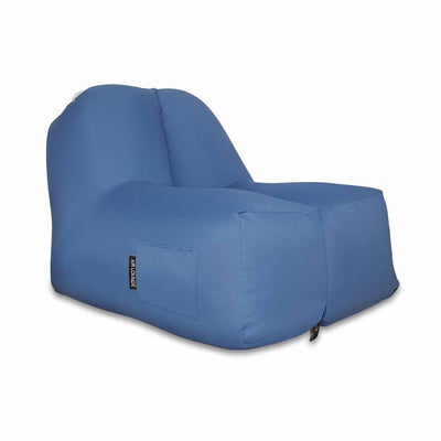 Air Lounge Standard Blau vorne