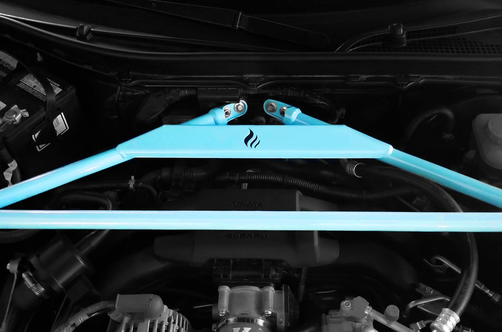 3-Point Front Strut Tower Brace