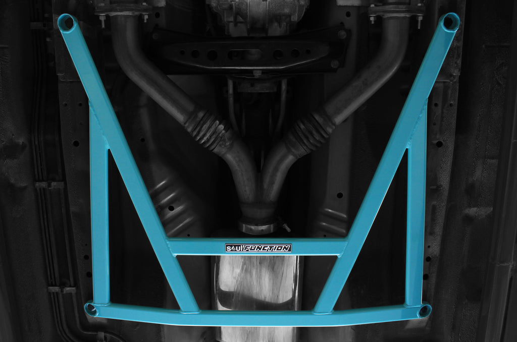 WRX//STI Soul Function 4-Point Mid Chassis Brace for Subaru 2015