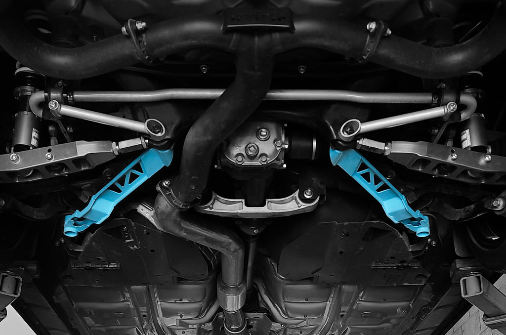 Rear Subframe Support Brace