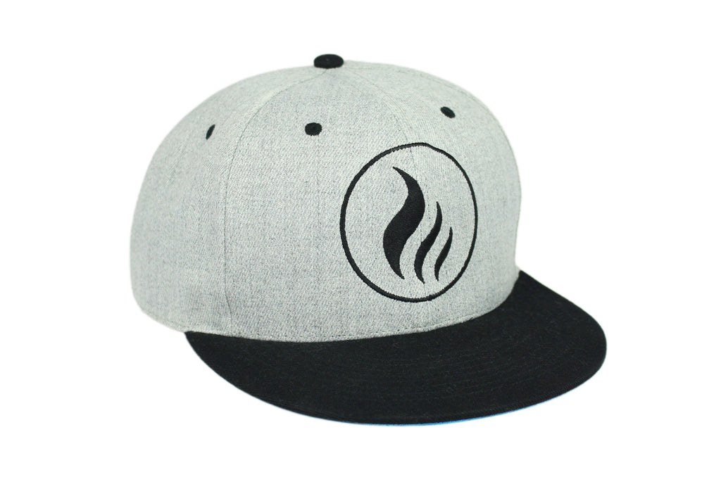 Soul Function Grey Snapback Hat 2