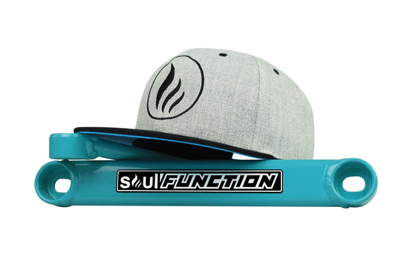 Soul Function Grey Snapback Hat 1