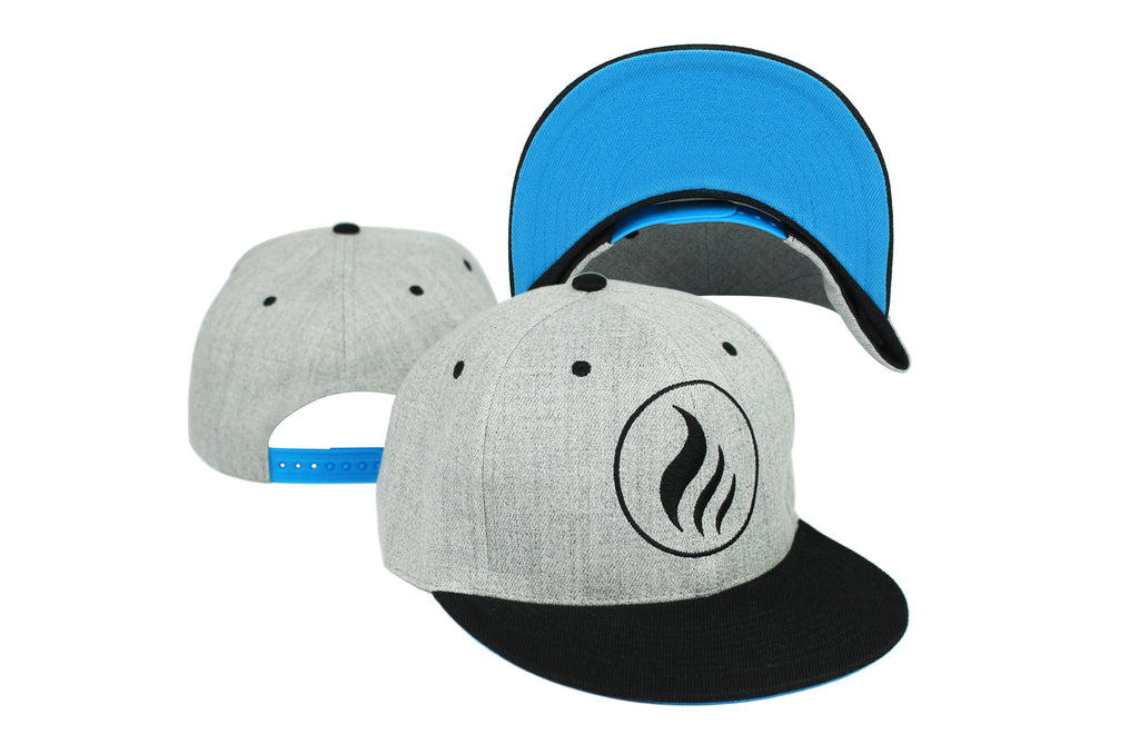 Soul Function Grey Snapback Hat 4