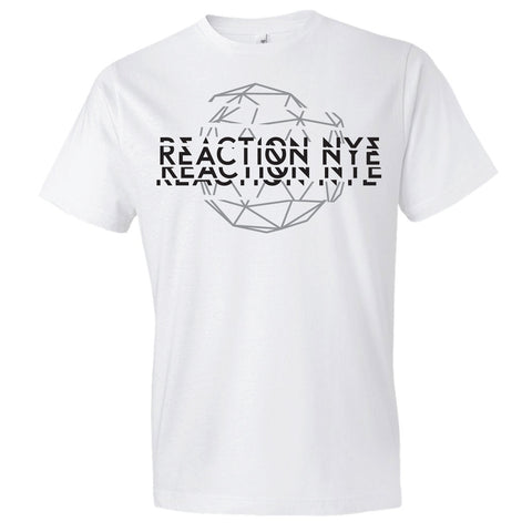 2016 Event Tee White - REACTION NYE