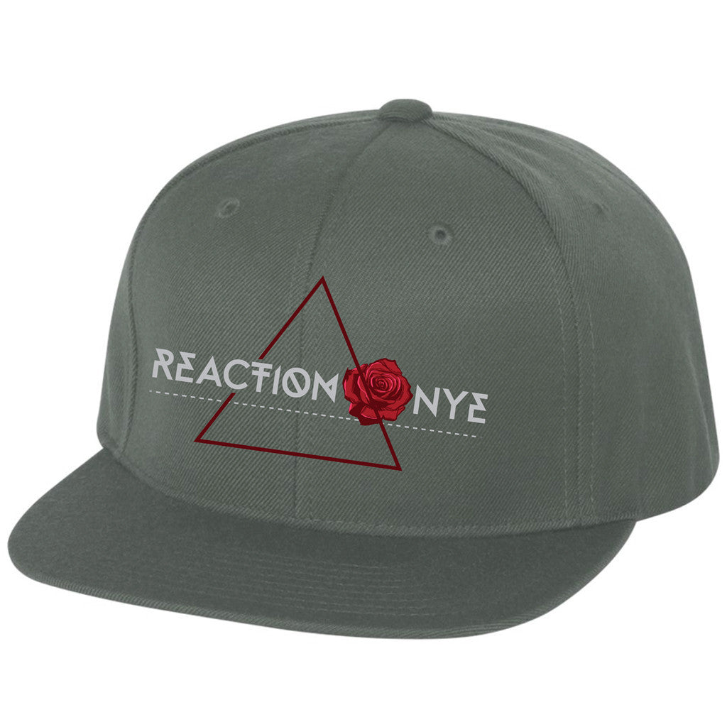 Rose Snapback hat NYE 2015