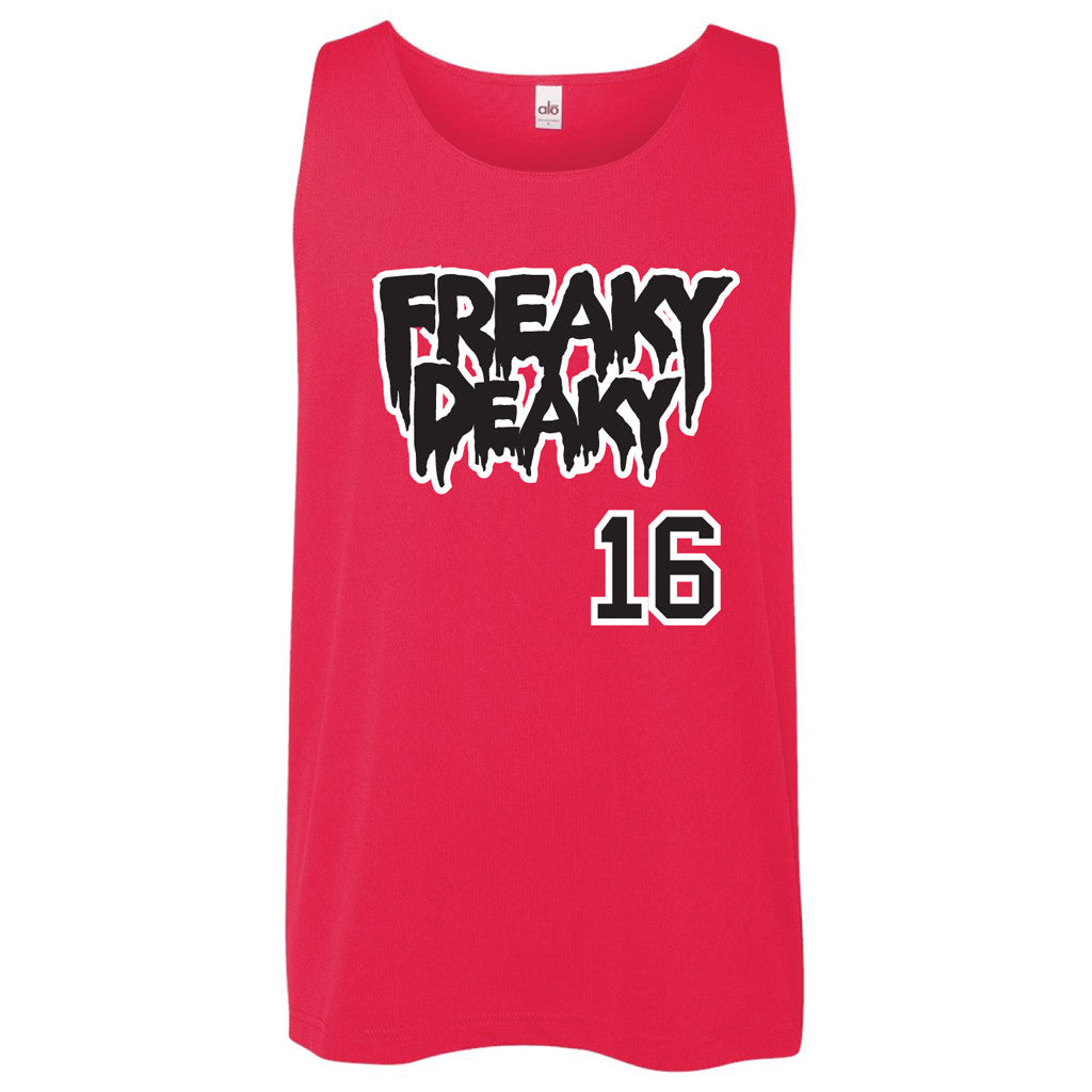Red Jersey - Freaky Deaky