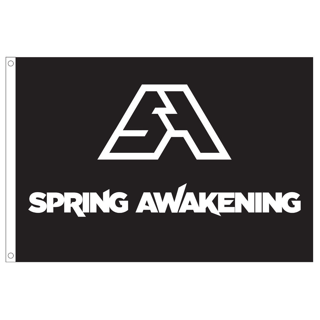 FLAG BLACK SPRING AWAKENING 2017
