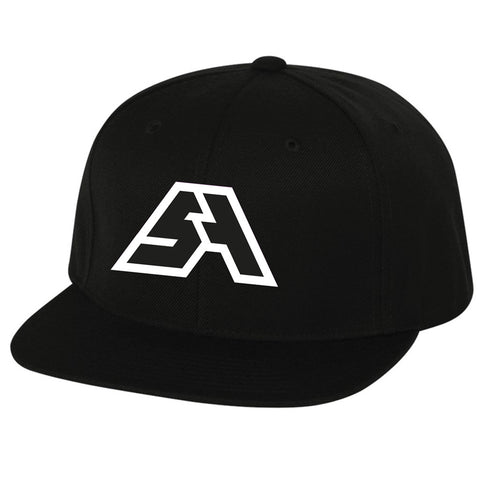 SA Black/White Logo Hat - SPRING AWAKENING