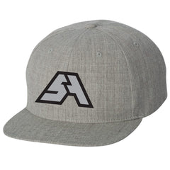 SA Grey/Black Logo Hat - SPRING AWAKENING