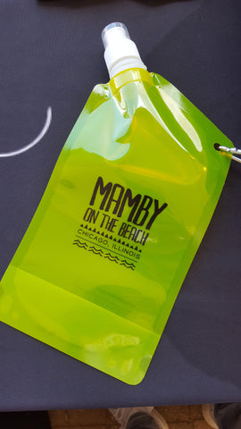 Water Bottles Mamby 2017 Official Merch