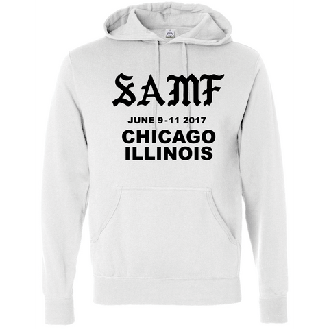 SAMF Hoodie Pull Over 2017