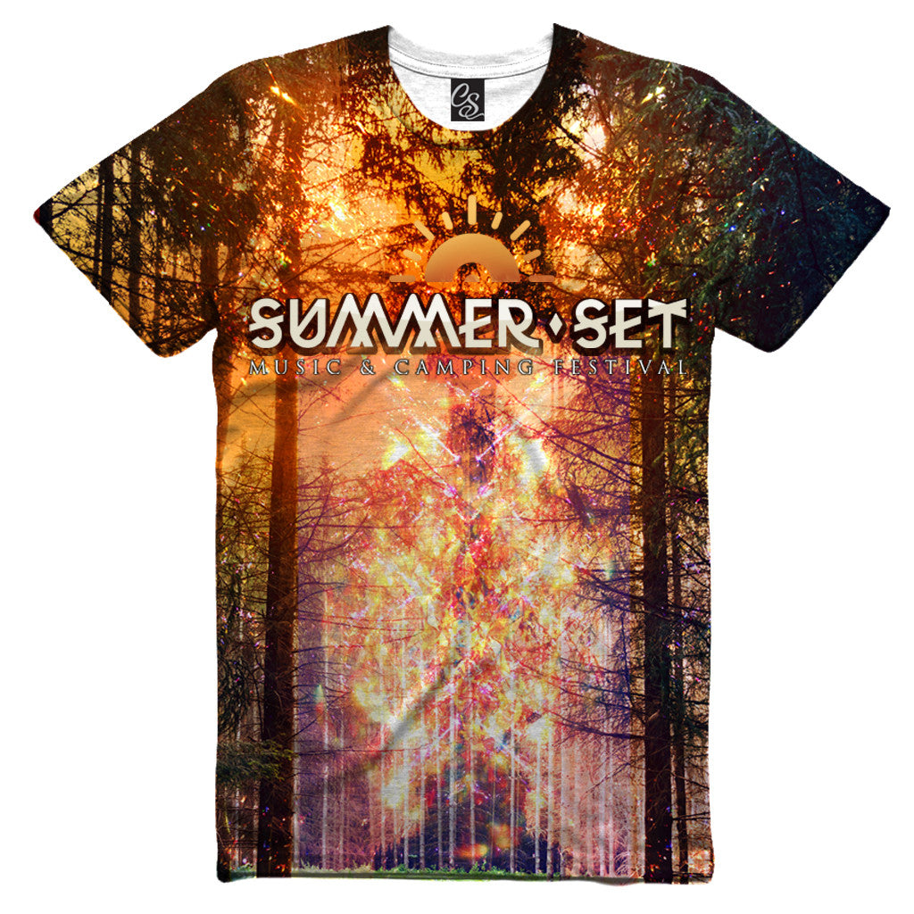 Commemorative 2016 Summer Set All over Tee