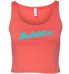 BaeWatch Coral Crop Top - Mamby 2016