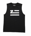 ZHU Sleeveless Tee Black - SAMF Artist Merch 2017