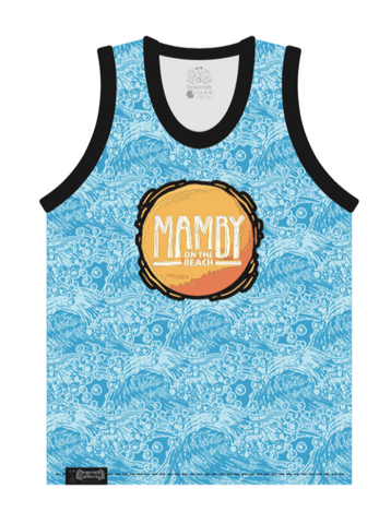 Mamby 2018 Grass Roots Tank.