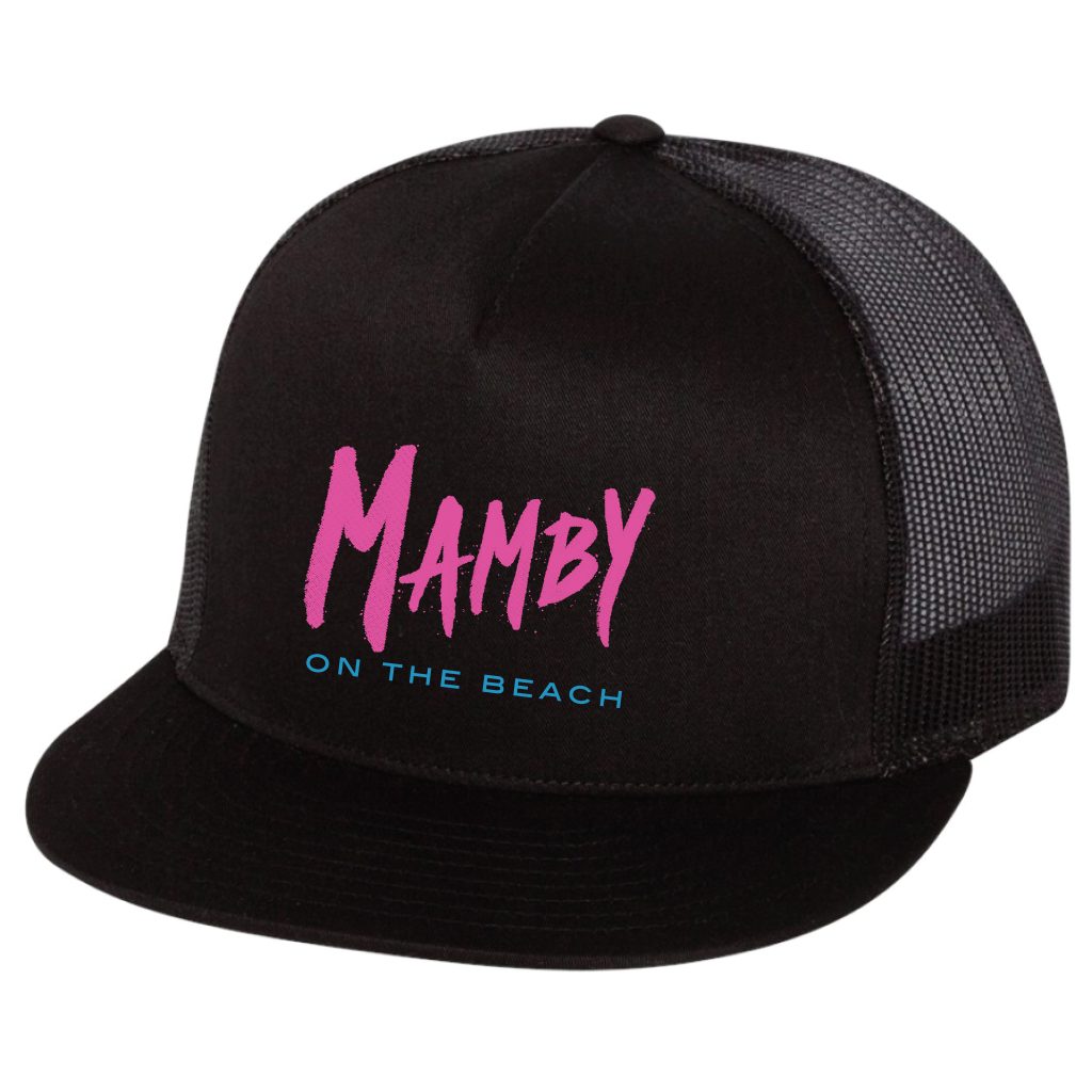 Hat Snapback Black Mamby 2017 Official Merch