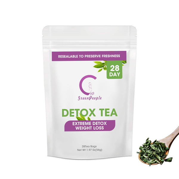 ☕🌱Green People🌱 ☕28 Day Detox Slimming ☕Gentle Diet Teatox Total Life Changes