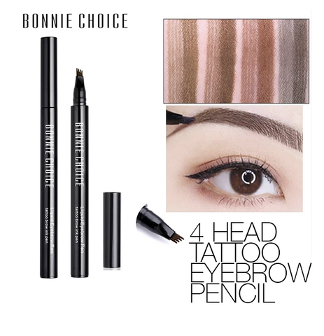 Microblanding Tattoo Brow Pen - Waterproof & Long Lasting