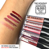 MINI GLOSS SET - 5 OF OUR BEST SELLING SHADES IN GLOSS FORM