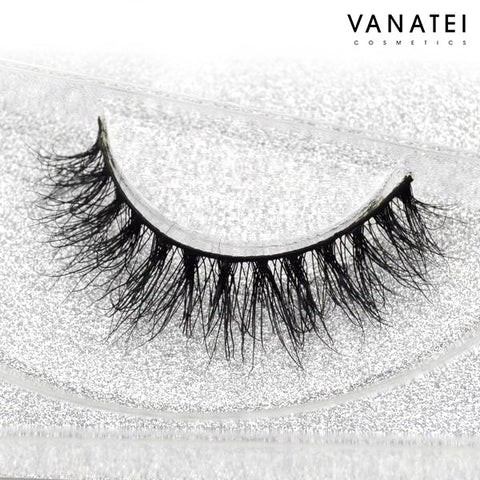 Whisper - 3D Mink Lashes