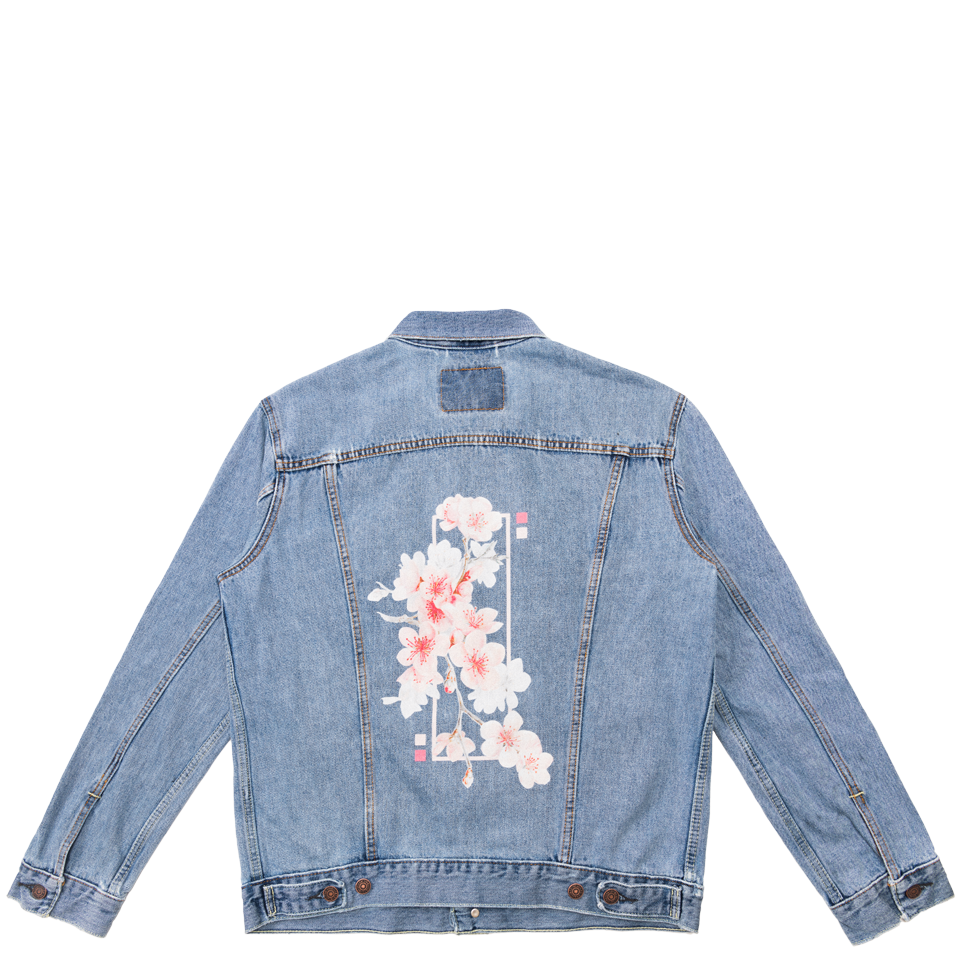 Festival Tour Levi S Denim Jacket Shawn Mendes Official Store