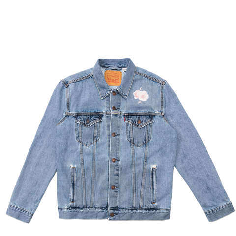 Festival Tour Levi's Denim Jacket