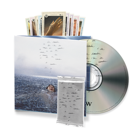 WONDER DELUXE PACKAGE CD w/ LIMITED COLLECTIBLE CARD PACK III INSIDE