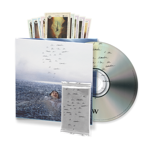 WONDER DELUXE PACKAGE CD w/ LIMITED COLLECTIBLE CARD PACK II INSIDE