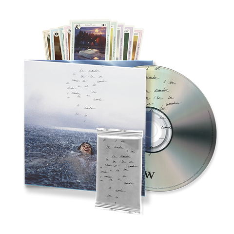 WONDER DELUXE PACKAGE CD w/ LIMITED COLLECTIBLE CARD PACK I INSIDE