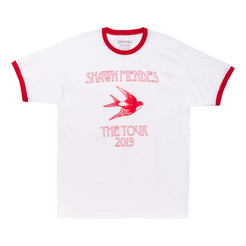 THE TOUR BIRD T-SHIRT