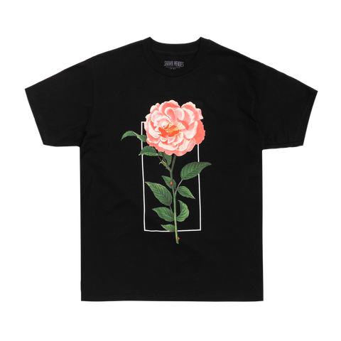 THE TOUR FLOWER T-SHIRT I